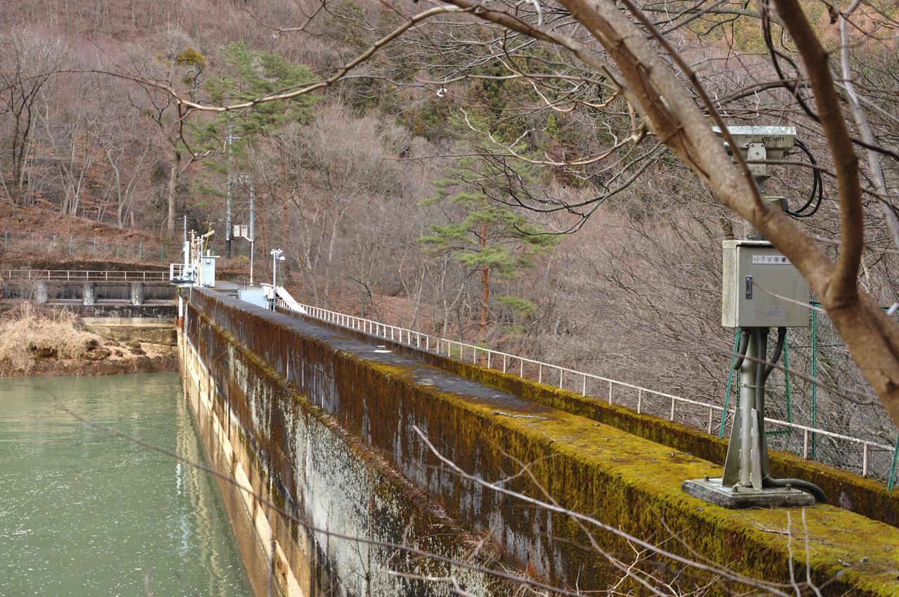 鍛冶屋沢ダム2: 北関東 Riversid...