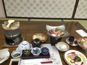 ホテルサンバード@やぎなら放流2