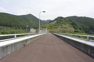 松田川ダム見学会3