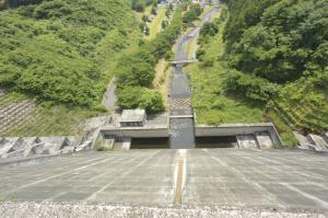 松田川ダム見学会4